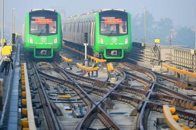 Gỡ vướng mắc Dự án đường sắt Cát Linh - Hà Đông
