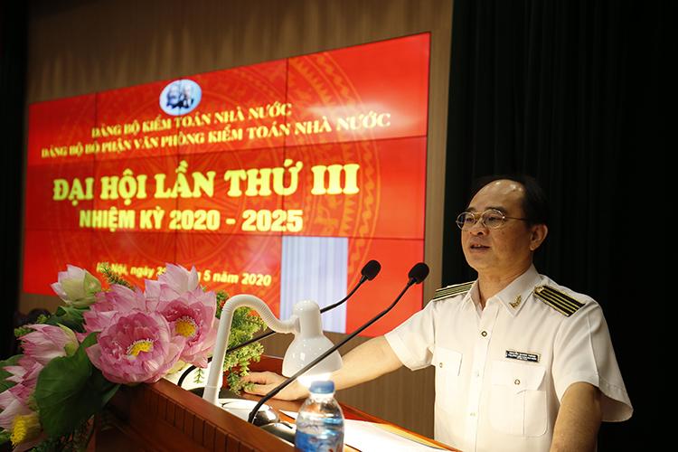 Không ngừng phát huy vai trò lãnh đạo của cấp ủy đối với chính quyền