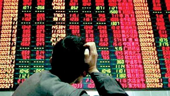 Thị trường chứng khoán: Chiến trường mới của chiến tranh thương mại Mỹ-Trung