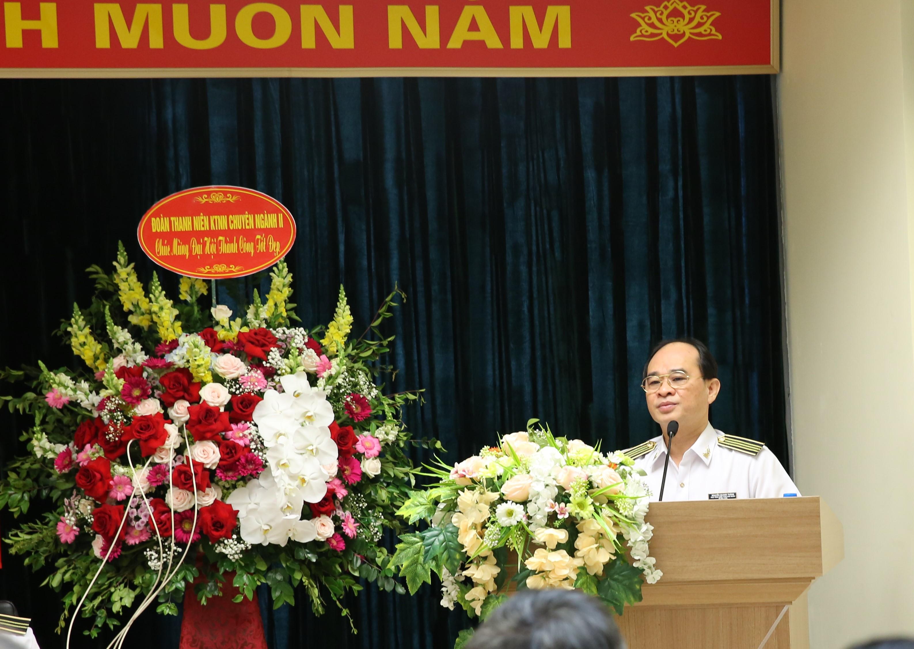Phát huy vai trò, trách nhiệm của cấp ủy, đưa Đảng bộ phát triển vững mạnh