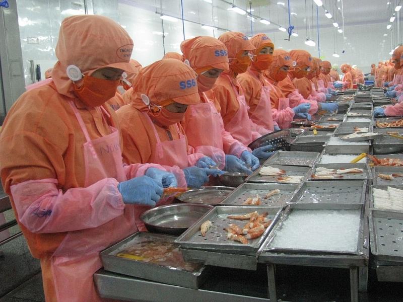 Xuất khẩu nông sản tăng tại Mỹ, giảm sâu tại Trung Quốc