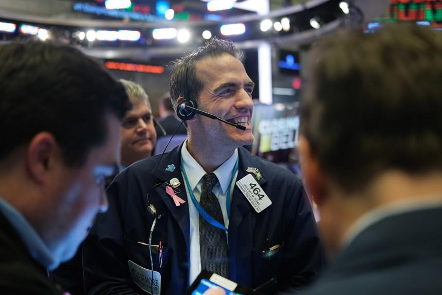 Lòng tham quay trở lại Phố Wall khi thị trường chứng khoán hồi phục