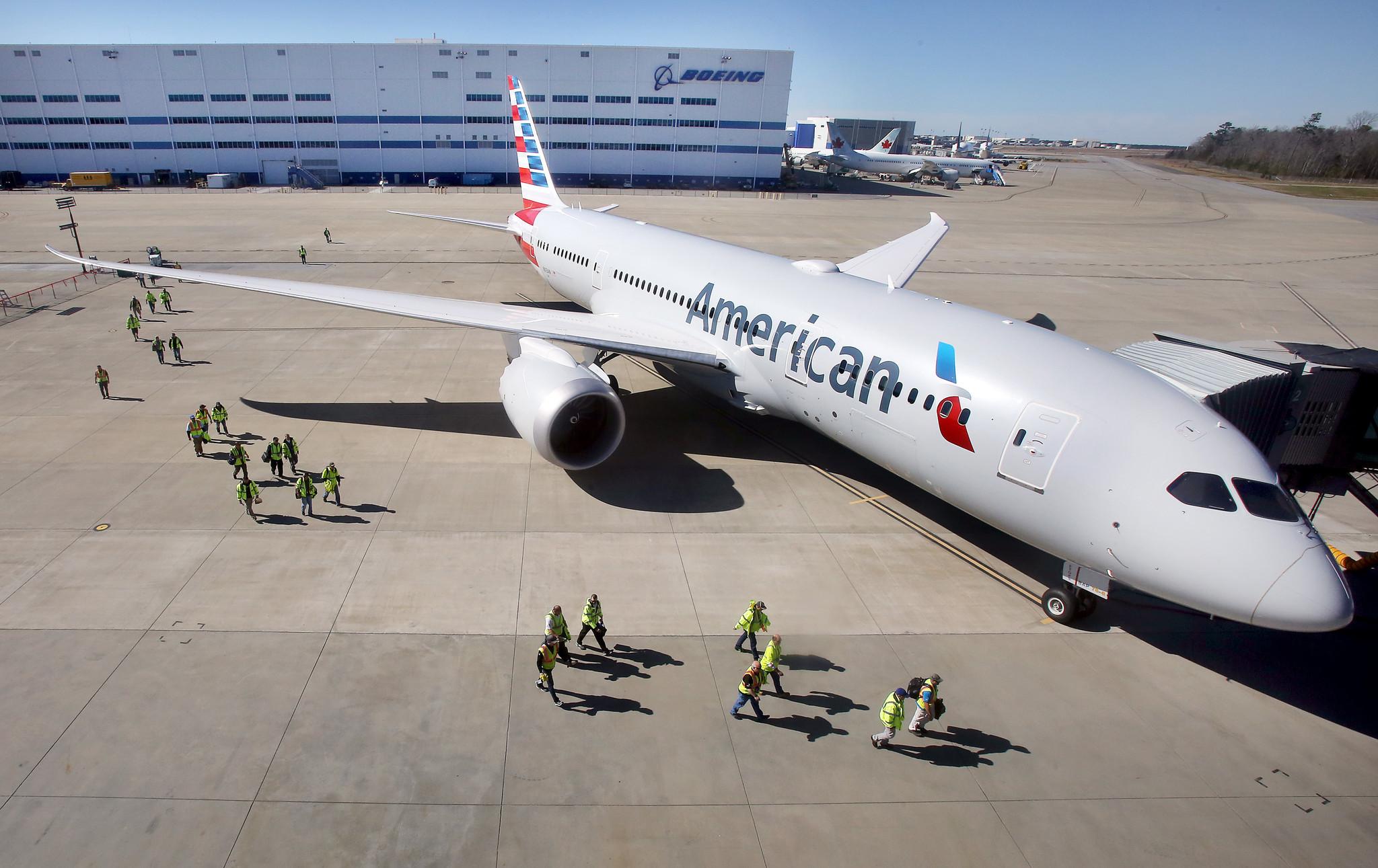 """Ngành hàng không Mỹ trên đường """"hồi sinh"""""""
