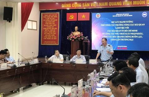 TP. HCM: Thu ngân sách từ xuất nhập khẩu đạt 40 nghìn tỷ đồng