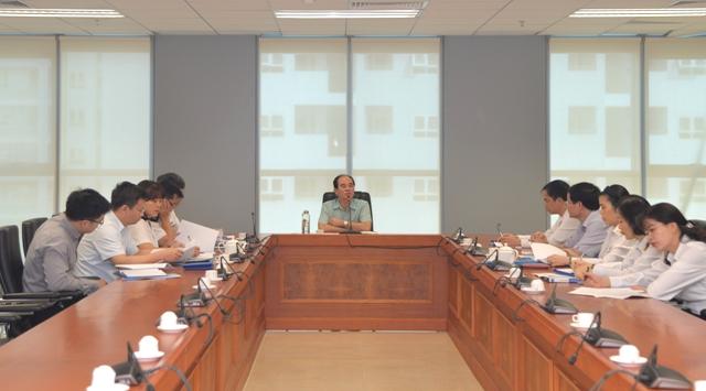 Ban Tổ chức Đại hội Thi đua yêu nước lần thứ IV của Kiểm toán Nhà nước họp phiên thứ Nhất