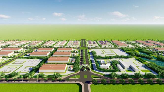 Đầu tư xây dựng và kinh doanh hạ tầng KCN Ledana