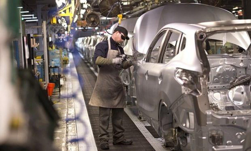 Nhà máy ô tô của nước Anh khó tồn tại trước thử thách Brexit