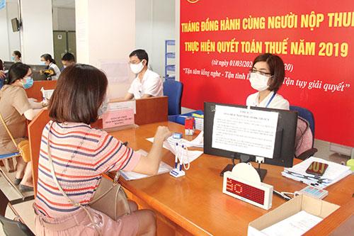 Tổng cục Thuế: Quản lý chặt nguồn thu, đảm bảo hoàn thành tiến độ thu 6 tháng