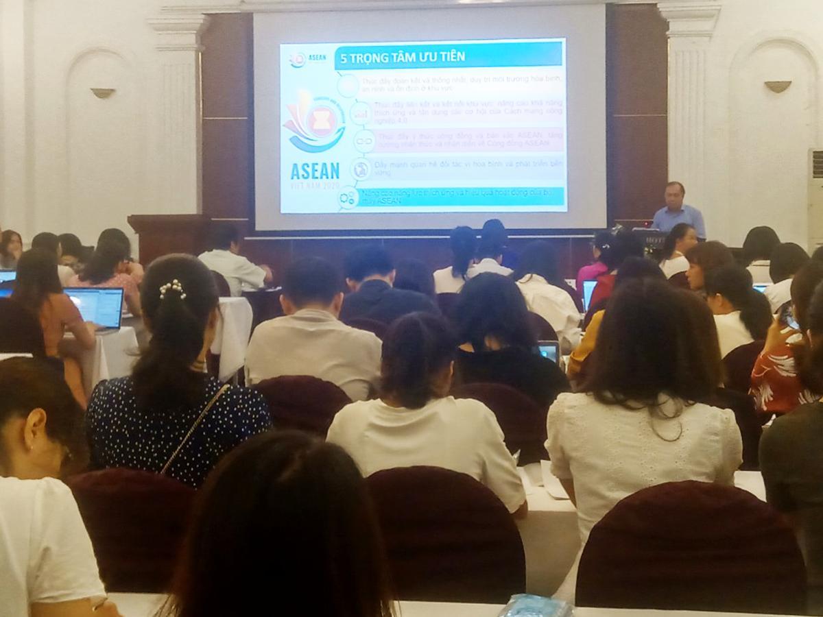 Việt Nam nỗ lực phát huy vai trò Chủ tịch ASEAN 2020