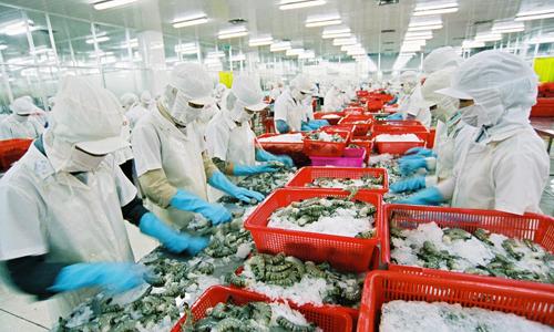 Phát triển công nghiệp chế biến nông lâm thủy sản và cơ giới hóa nông nghiệp