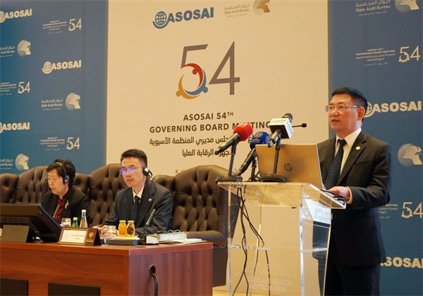 Chủ động thực hiện thành công nhiều nhiệm vụ quan trọng trong vai trò Chủ tịch ASOSAI