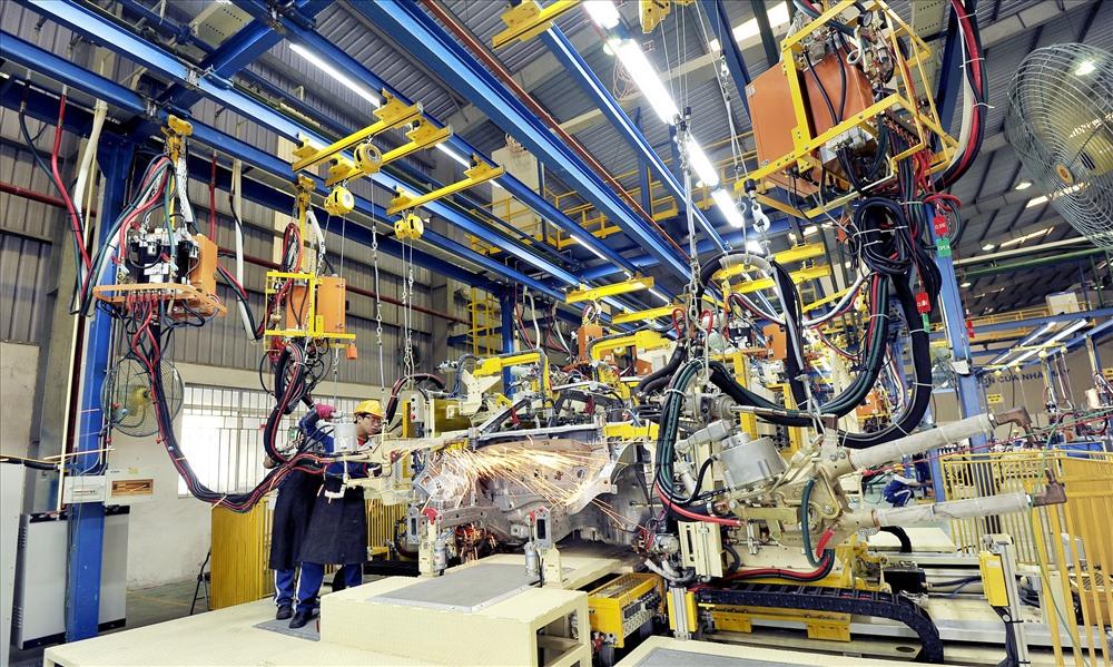 Chỉ số sản xuất công nghiệp tăng thấp nhất trong nhiều năm