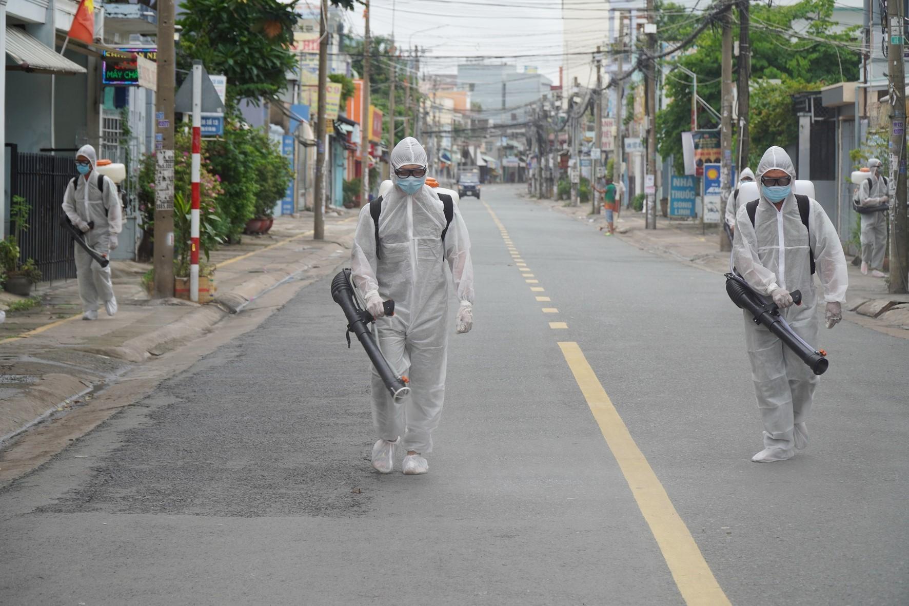 Dịch COVID-19: Đồng Nai phong tỏa, khoanh vùng khu dân cư có nguy cơ lây nhiễm