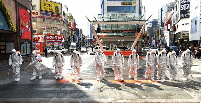COVID-19: Hàn Quốc tập trung vào yếu tố con người thay vì các biện pháp đóng cửa