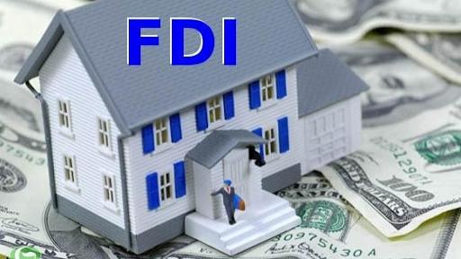 Vốn FDI đăng ký vào lĩnh vực bất động sản đạt 2,8 tỷ USD