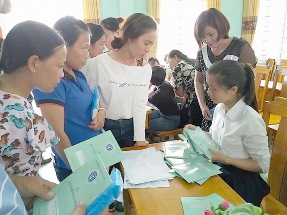 Tăng cường hỗ trợ các đối tượng tham gia bảo hiểm xã hội, bảo hiểm y tế