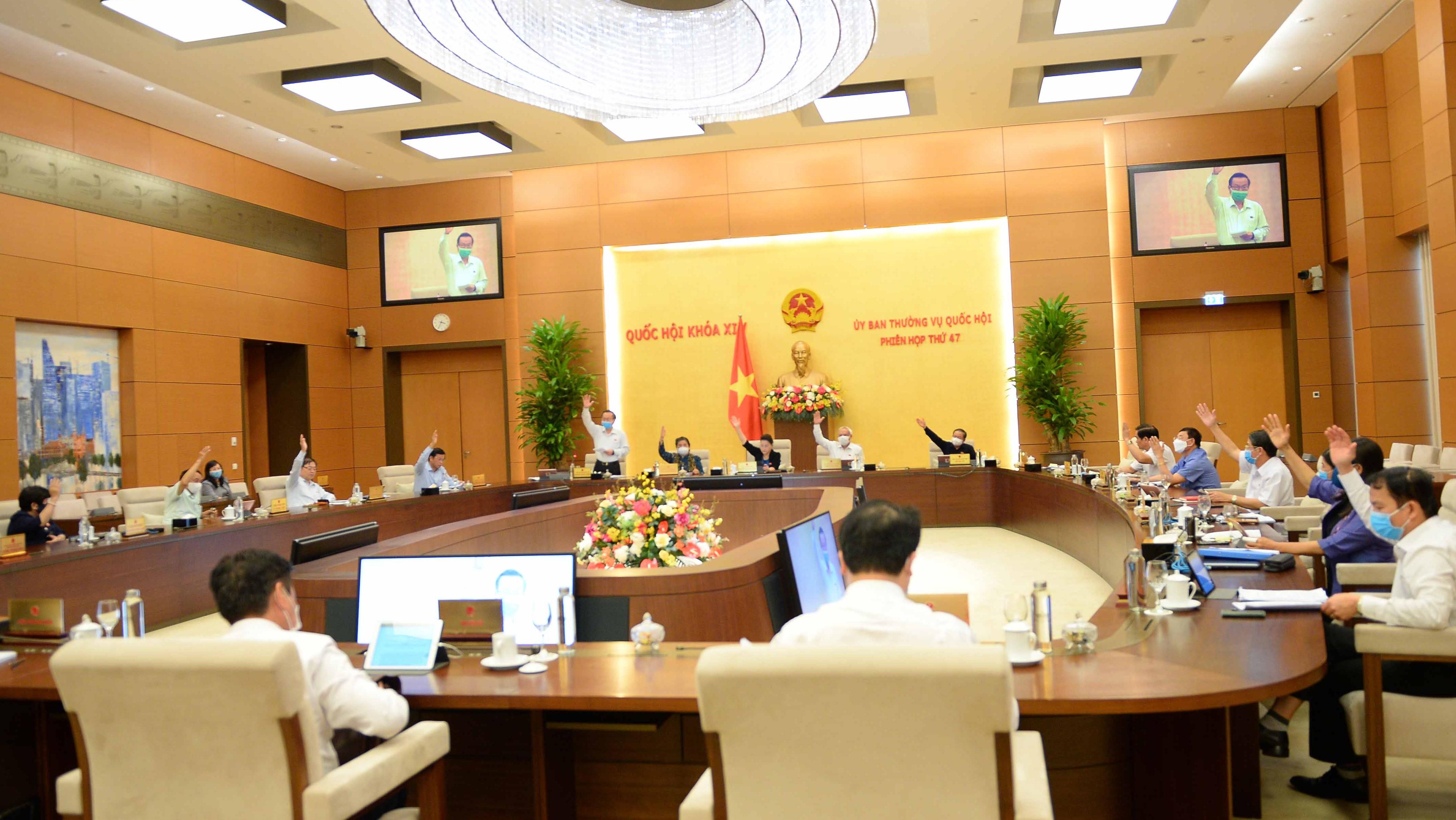 Ủy ban Thường vụ Quốc hội ban hành Chiến lược phát triển Kiểm toán Nhà nước đến năm 2030