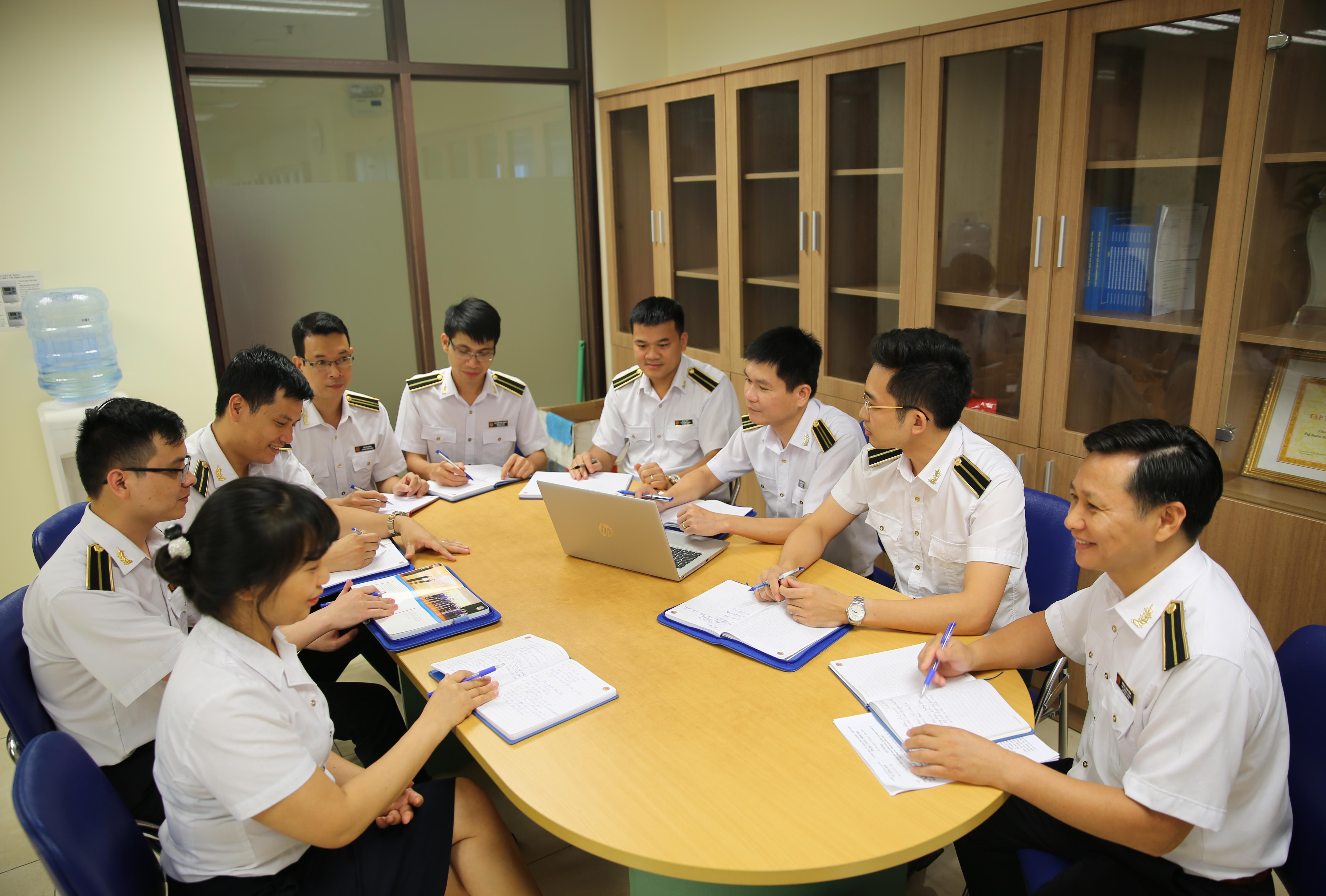 Phòng Tổng hợp - KTNN Chuyên ngành Ib: Chủ động tích cực trong công tác tham mưu và thực hiện nhiệm vụ