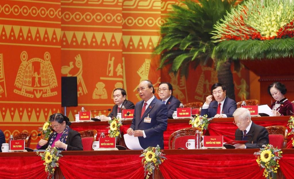 Hơn 20 tham luận về các văn kiện trình Đại hội XIII của Đảng