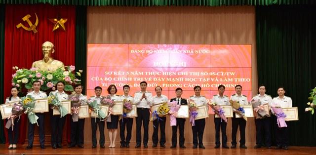 Đảng ủy Kiểm toán Nhà nước đã chủ động, linh hoạt trong việc triển khai thực hiện Chỉ thị 05