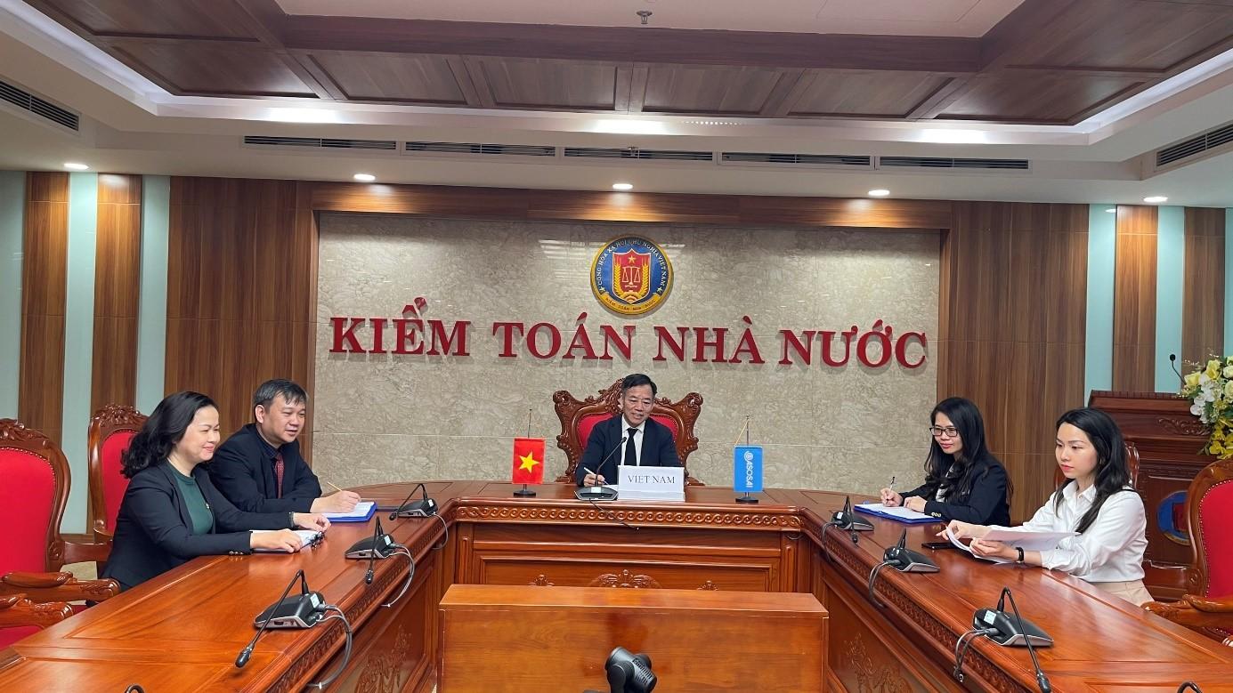 KTNN Việt Nam tham dự Đại hội EUROSAI 11 trên cương vị Chủ tịch ASOSAI