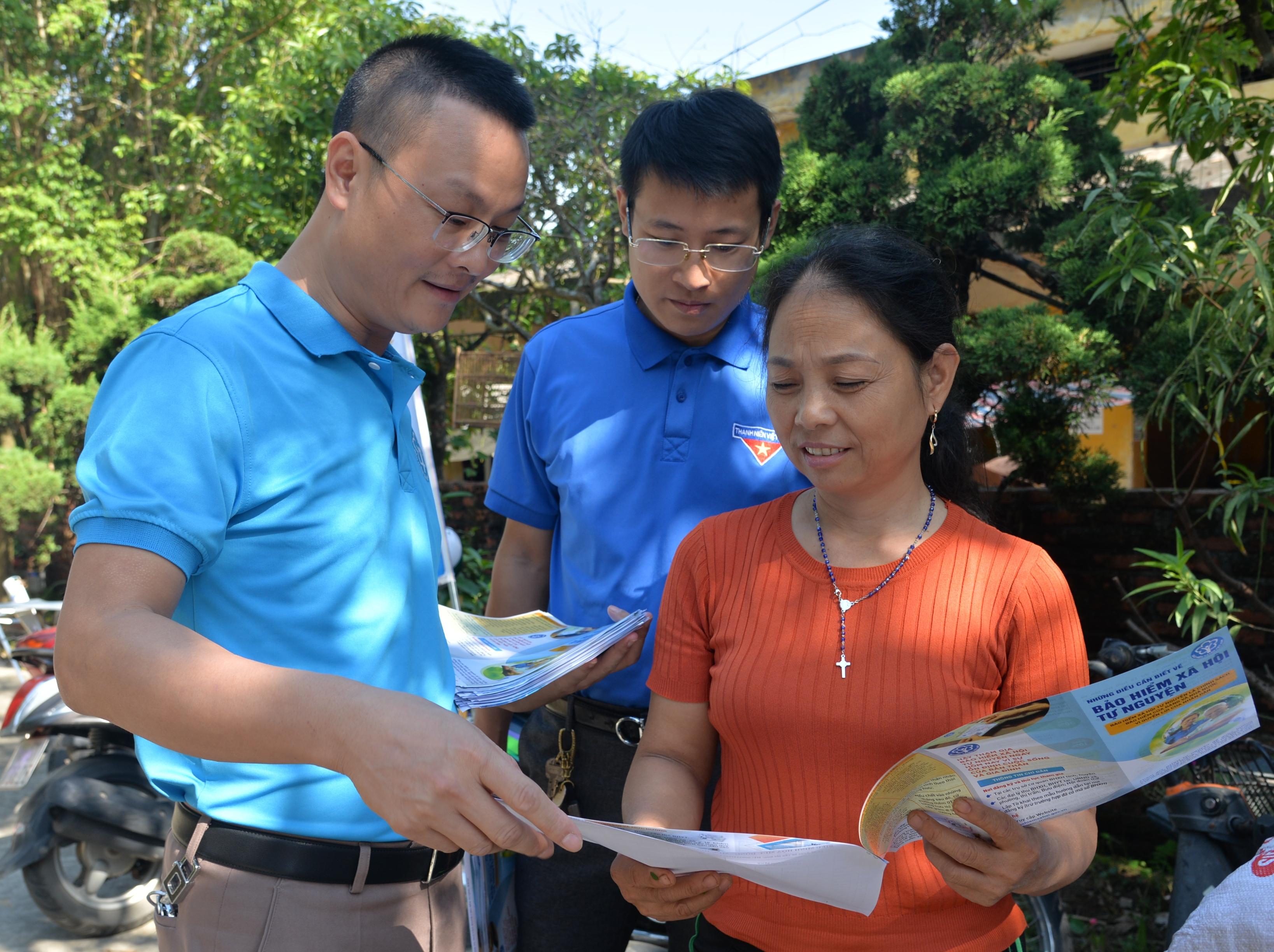 Tăng mức hỗ trợ đóng BHXH tự nguyện, BHYT: Tạo cơ hội cho nhiều người dân tiếp cận và thụ hưởng chính sách