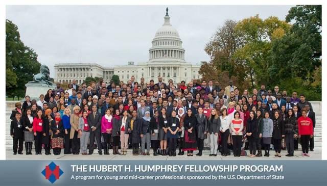 Tìm kiếm ứng viên Chương trình Học bổng Hubert H. Humphrey
