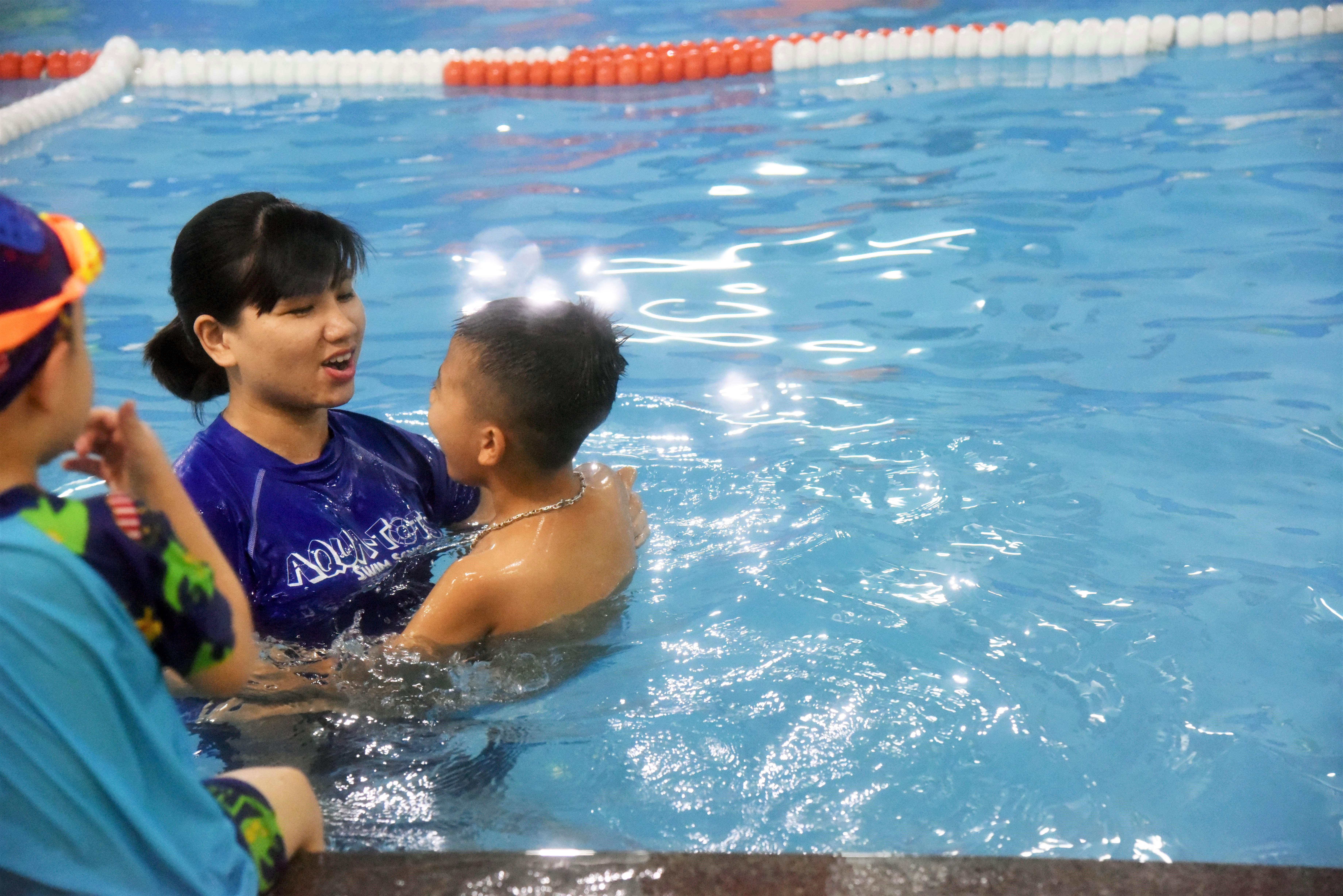 Tăng cường an toàn phòng, chống đuối nước cho học sinh