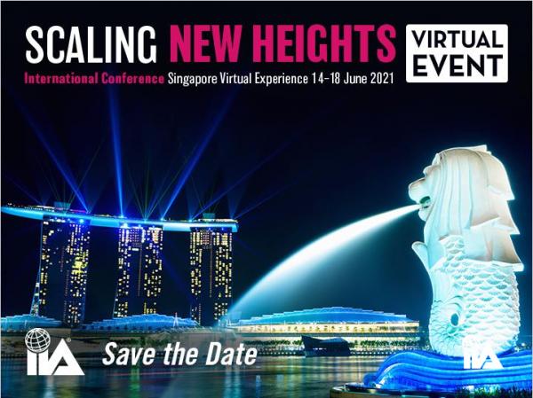 IIA tổ chức Hội nghị quốc tế thường niên năm 2021 tại Singapore