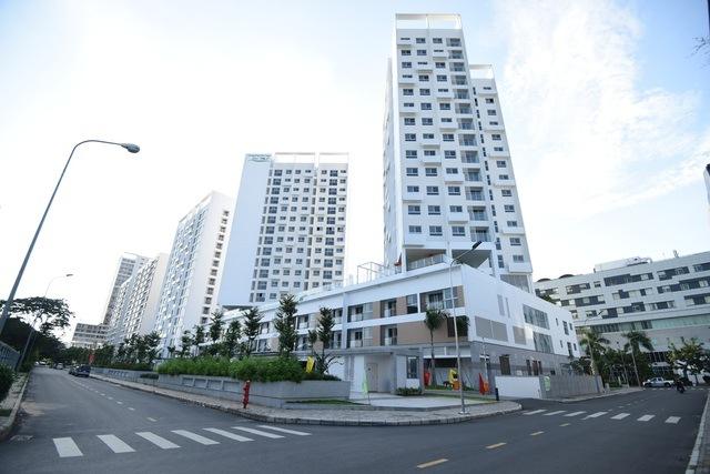 TP.HCM có nhu cầu lớn về căn hộ dưới 2 tỷ đồng