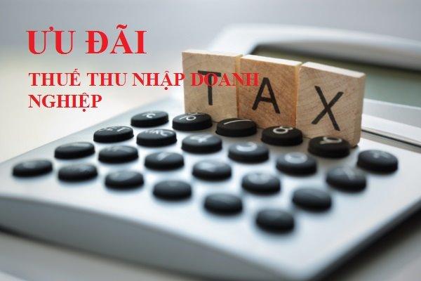 Dự án sản xuất sản phẩm công nghiệp hỗ trợ ưu tiên phát triển được ưu đãi thuế thu nhập doanh nghiệp
