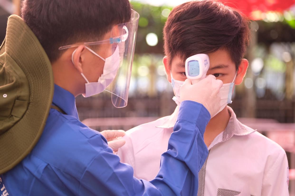 Hơn 5.000 học sinh tham dự kỳ thi tuyển vào trường chuyên Khoa học Tự nhiên, Ngoại ngữ