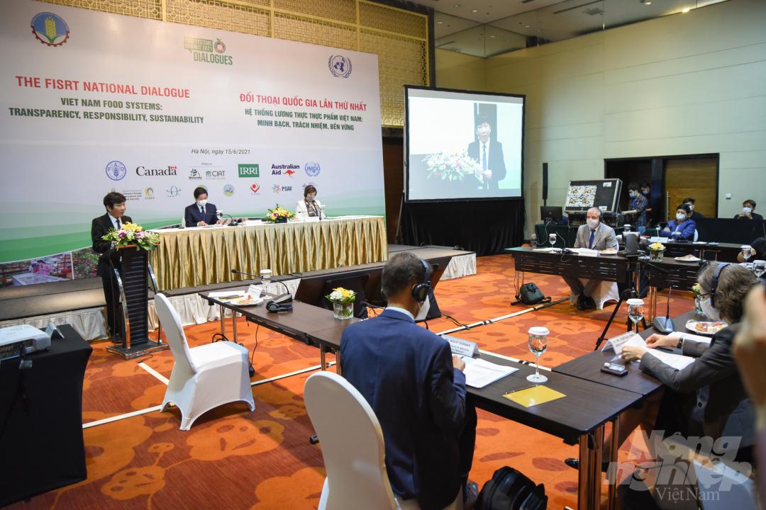 Việt Nam nỗ lực góp phần bảo đảm an ninh lương thực toàn cầu