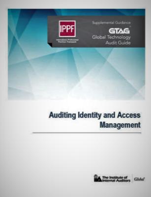 IIA  ban hành  Hướng dẫn về kiểm toán nhận dạng và quản lý quyền truy cập