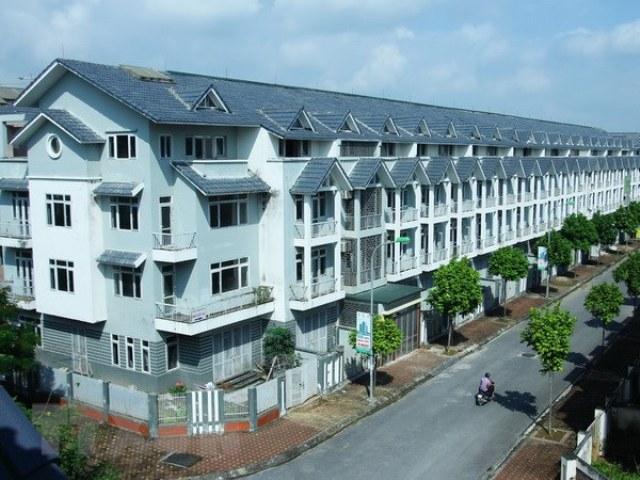 Hà Nội và TP. Hồ Chí Minh: Bất động sản biệt thự diễn biến trái chiều
