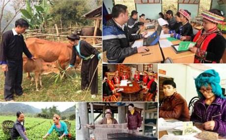 Hoàn thiện báo cáo chủ trương đầu tư Chương trình mục tiêu quốc gia Giảm nghèo bền vững 2021-2025