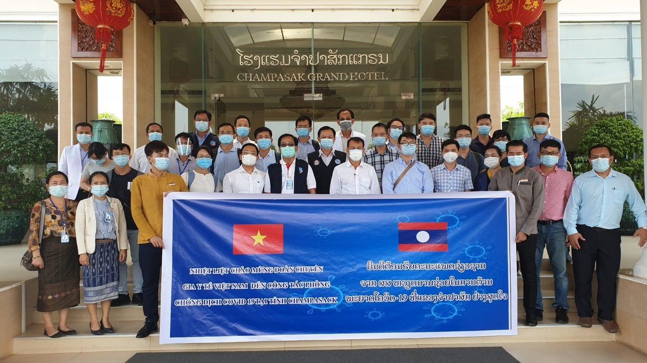 Giải quyết dứt điểm chế độ đối với 268 chuyên gia sang giúp Lào trước 25/7