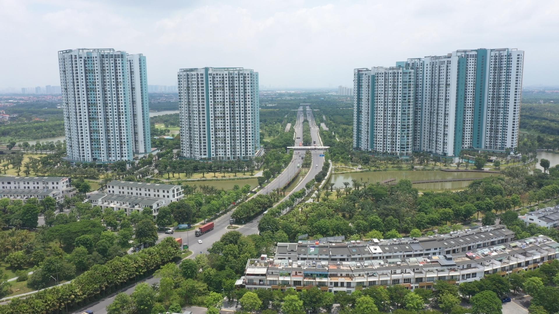 """Huyện Văn Giang (Hưng Yên) chuyển mình """"khoác áo mới"""" nhờ cây, hoa cảnh và đô thị xanh"""
