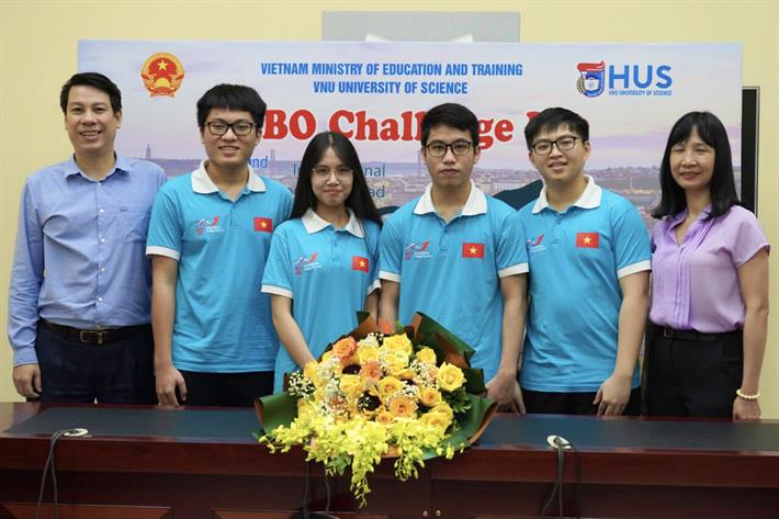 Học sinh Việt Nam giành thành tích xuất sắc tại Olympic Sinh học quốc tế 2021