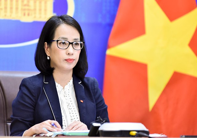 Việt Nam cam kết mạnh mẽ ứng phó với biến đổi khí hậu