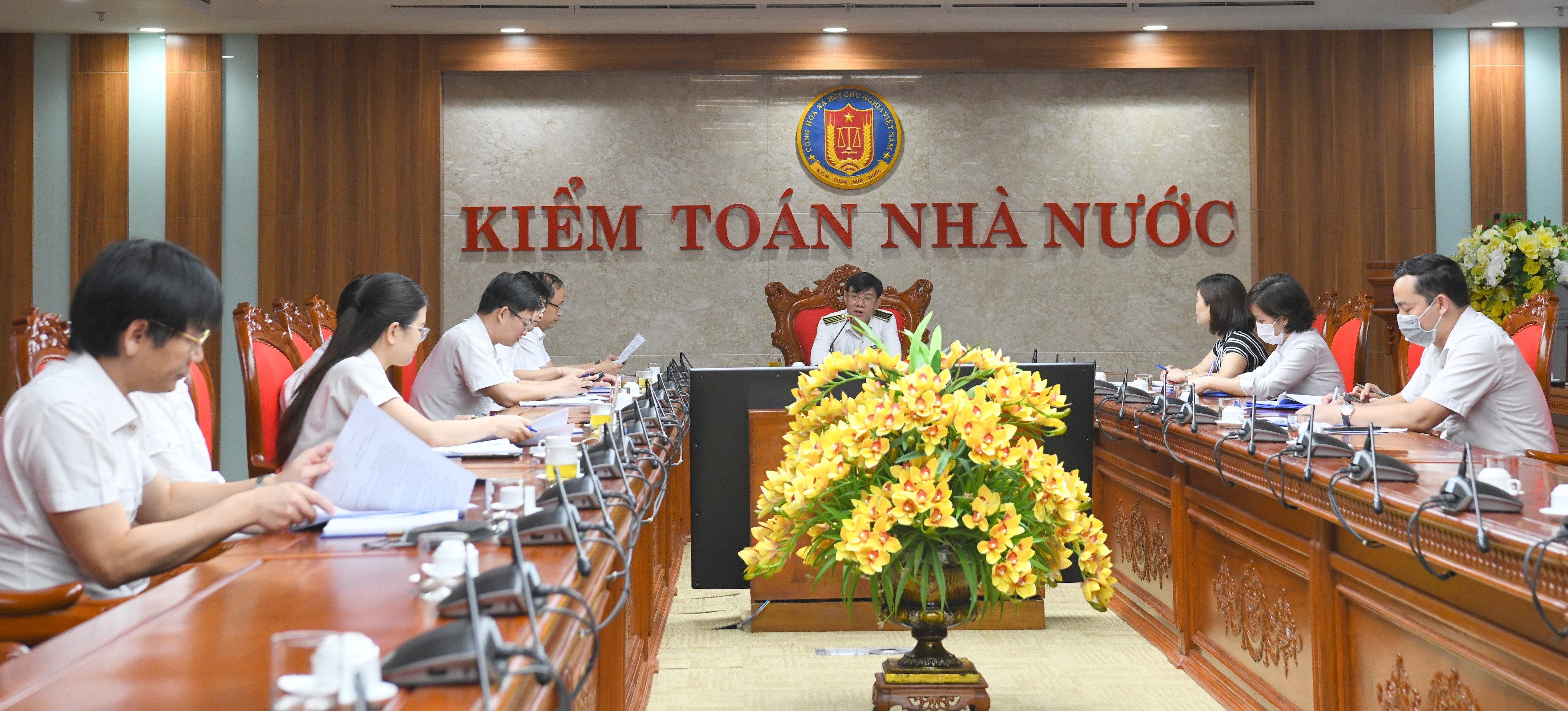 Sẽ triển khai thí điểm kiểm toán từ xa đối với VNPT trong quý I/2022