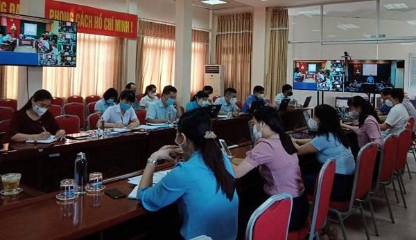 BHXH tỉnh Tuyên Quang phấn đấu đạt các chỉ tiêu năm 2021