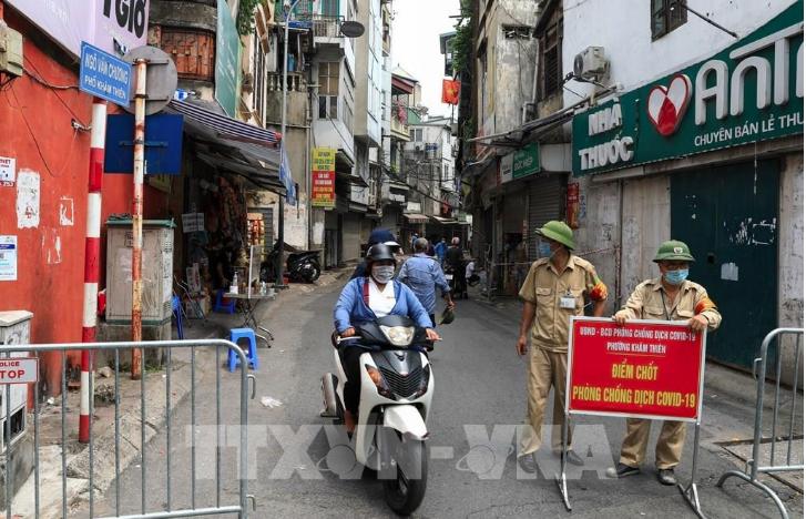 Hà Nội dừng phân vùng và bỏ quy định giấy đi đường từ ngày 21/9