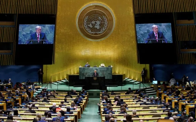 Khai mạc Phiên thảo luận chung cấp cao Đại hội đồng Liên Hợp Quốc