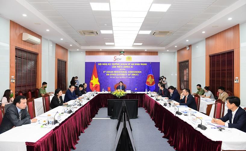 Việt Nam tích cực tham gia, thúc đẩy Chiến lược hợp tác an ninh mạng khu vực ASEAN