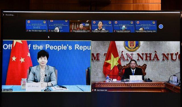 KTNN Việt Nam và KTNN Trung Quốc chia sẻ kinh nghiệm ứng dụng dữ liệu lớn trong kiểm toán công