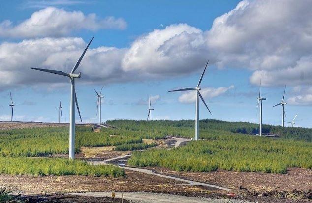 Thêm 05 nhà máy điện gió được công nhận vận hành thương mại