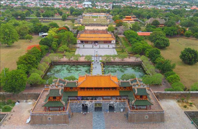 Thừa Thiên Huế phát triển thành trung tâm lớn, đặc sắc về văn hóa, du lịch