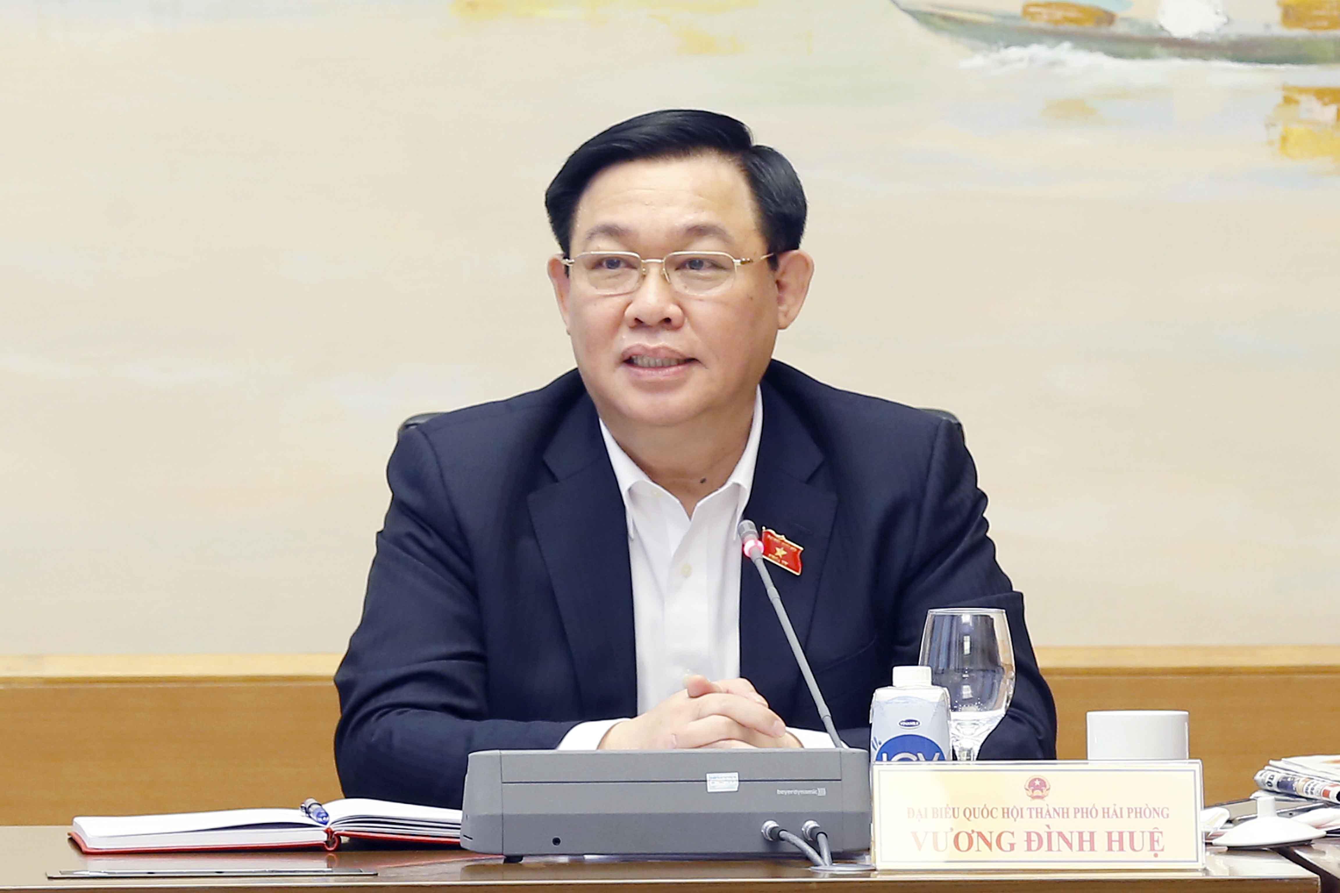 Chủ tịch Quốc hội: Điều chỉnh chính sách tài khóa, tiền tệ để phục hồi, phát triển kinh tế - xã hội