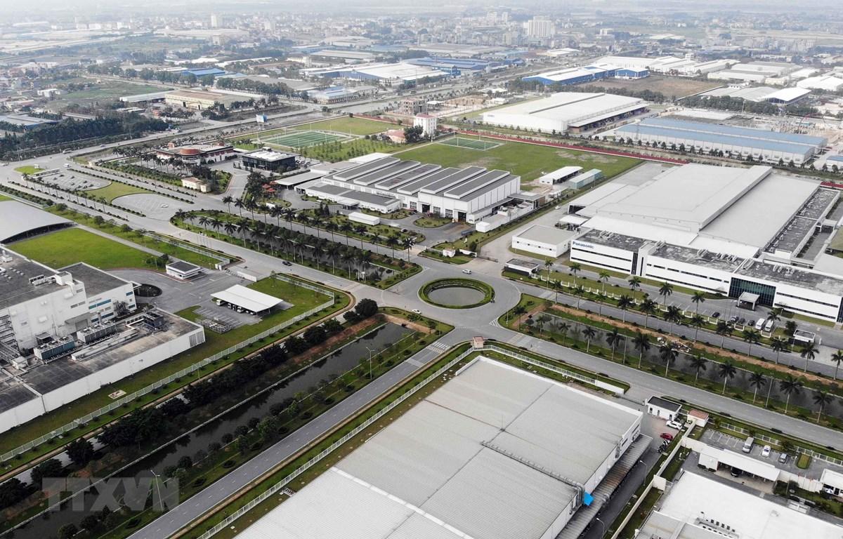 Chủ trương đầu tư xây dựng kết cấu hạ tầng Khu công nghiệp số 3 tại Hưng Yên